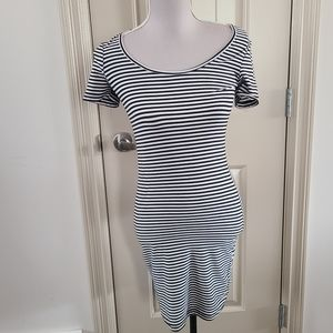 Ardene Stretch Striped Dress